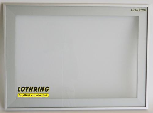 alu style alu glasrahmen sas 003 al 1 578 x 420 mm m. Black Bedroom Furniture Sets. Home Design Ideas